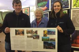 market garden exhibition moves to swarkestone as rich history is celebrated