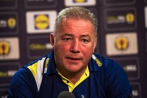 ally mccoist reveals details of rangers salary as he hits back at jibes from alan brazil