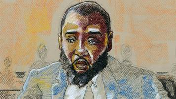 liberia warlord 'jungle jabbah' jailed for 30 years in the us
