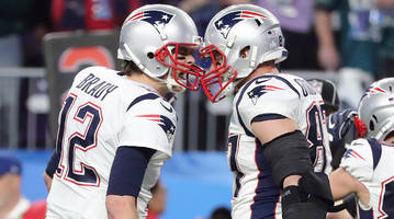 brady and gronk stay home; what does that mean for the patriot way?