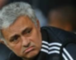 Outdated Mourinho needs to change tactical approach to catch Man City – Parker