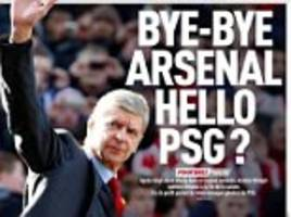 arsene wenger the 'perfect appointment' for paris saint-germain