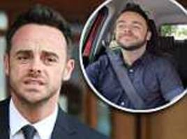 Britain's Got Talent 'DROP' footage of Ant McPartlin driving Union Jack car after drink-drive fine