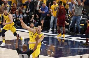 Second-half surge lifts Pacers to 92-90 win over Cavaliers in Game 3