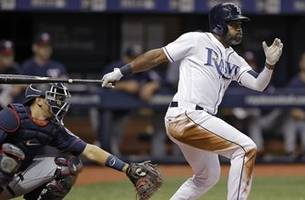 what an ending: after replay review, rays walk off winners over twins