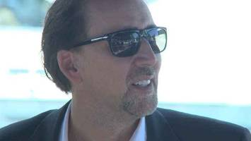 Is Nicolas Cage Quitting Acting for Good?