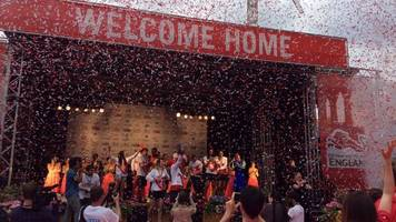 birmingham hosts commonwealth games homecoming party