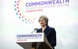 windrush citizens will be compensated 'where appropriate', says may