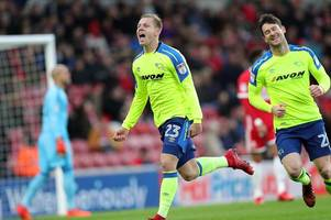 matej vydra on derby county v middlesbrough, burton defeat, promotion hopes and personal accolades