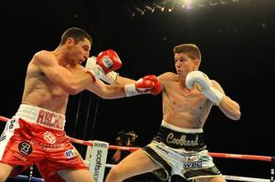 tommy coyle: i went to a bad place after luke campbell loss - now i'm ready to fight anybody