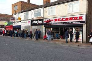 record store day proves it's right on track as vinyl fans queue overnight