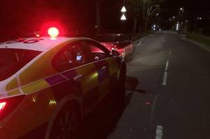 Woman arrested after police stop car in Stoke-on-Trent