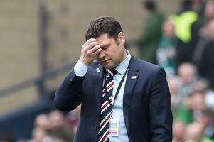 andy halliday and gutless rangers teammates threw graeme murty under the bus, not the other way around - chris sutton