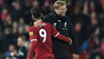 jurgen klopp expected to make shock squad selection as star striker benched in west brom clash