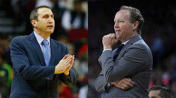 Report: Knicks Will Interview Hawks Coach Mike Budenholzer and David Blatt for Opening