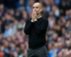 Manchester City boss Guardiola aiming to smash records following title triumph