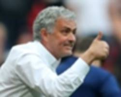 mourinho and united deliver a performance worthy of their heritage