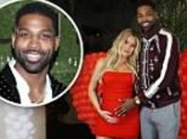tristan thompson was 'flirting' with two models after spending valentine's day with khloe kardashian
