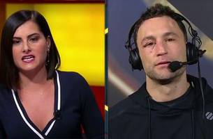 Frankie Edgar talks to the UFC on FOX crew | INTERVIEW | POST-FIGHT | UFC FIGHT NIGHT
