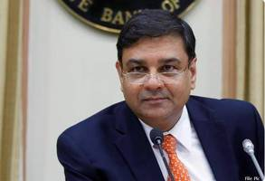 country's growth is expected to expand at 7.4 % in the next fiscal:rbi governor urjit patel