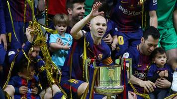 Iniesta to reveal Barca future this week