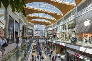 these are all of the job vacanices at the highcross - including reiss, new look and swarovski