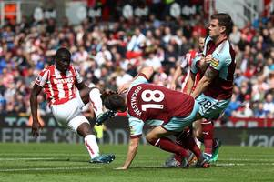 Stoke City 1, Burnley 1: Potters fans run up the white flag after 'must-win' game ends in stalemate