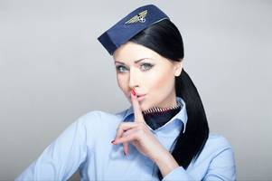 secrets of an air hostess - what really happens on our flights, from deliberately 'lost' luggage to getting an upgrade