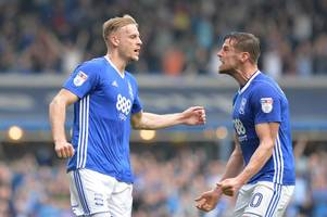 birmingham city are back with a bang with quality not quantity - the talking points