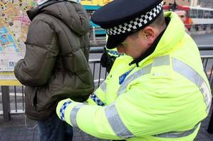 Boy, 13, strip-searched by Police Scotland officers looking for illegal drugs