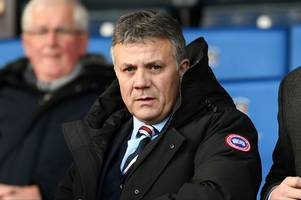 mark allen should have new rangers boss lined up – if not what's the point in him? scott mcdermott