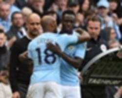 mendy on man city fans: 'i am the same as them - i even go to the toilet!'