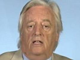 barrister michael mansfield stuns tv viewers by saying 'n****' and 'c***' live on air