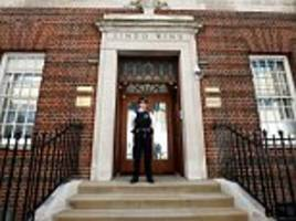 Inside the Lindo Wing: The £7,500-a-night hospital suite where Kate will give birth