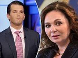 russian who met donald trump jr. thinks mueller should contact her