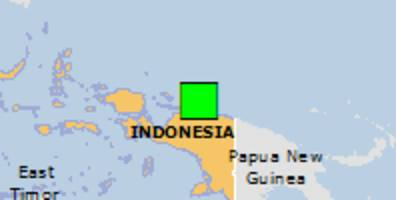 Green earthquake alert (Magnitude 5.6M, Depth:10km) in Indonesia 23/04/2018 08:13 UTC, About 60000 people within 100km.