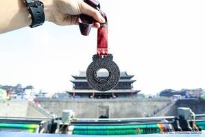 Improved Xi'an International Marathon Crowns Winners Amidst Glamour of Past and Future