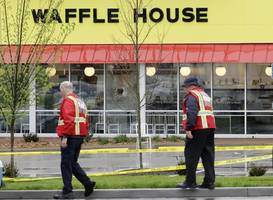 Man who snatched weapon from Waffle House gunman: 'It was life or death'