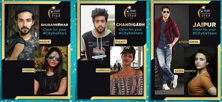 presenting the finalists of 'max emerging star 2018'