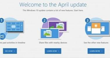"""Windows 10 """"April Update"""" Expected to Launch This Week"""