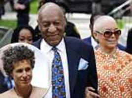 prosecution skewers bill cosby for laughing in court during closing arguments