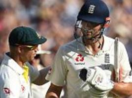 alastair cook admits england suspected australia tampered with the ball during the ashes in perth