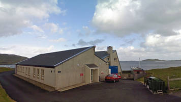 plans for replacement hospital on barra progress