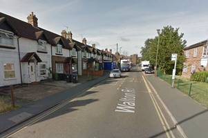 Woking stabbing: Man in hospital with serious injuries following assault