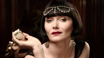 how accurate is the murder rate in miss fisher's melbourne?