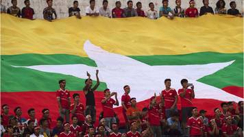 Leeds United to tour Myanmar despite ongoing military offensive