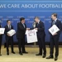 Germany officially submits UEFA EURO 2024 bid book