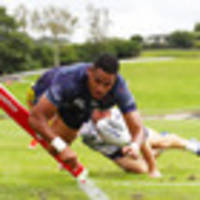league: slaying of dragons omen for warriors