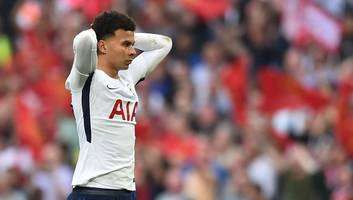dele alli 'hurt and gutted' after tottenham come up short again in fa cup man utd semi final defeat