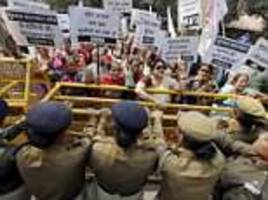 girl, 13, is raped by a boy as his sister watched, before his parents beat the victim in india